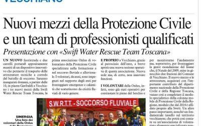 Nuovi mezzi della Protezione Civile e un team di professionisti qualificati