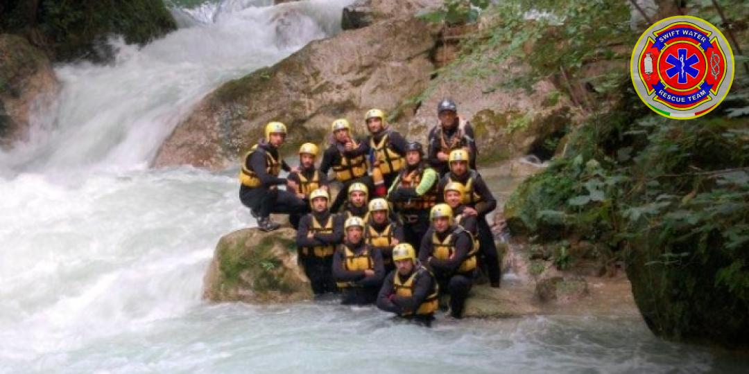 formazione rescue 3 international