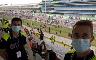 """""""Eroi Covid-19"""" e Gran Premio di F1"""