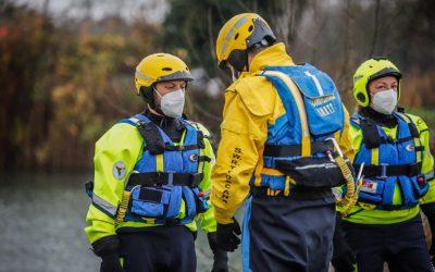 Corso per soccorritori in ambiente alluvionato