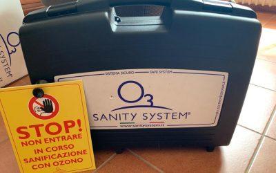 Terminata la raccolta fondi: acquistato il generatore di Ozono
