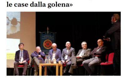 """Il Tirreno di Pisa: considerazioni emerse nel Convegno """"Serchio 2019: a dieci anni dall'alluvione"""""""