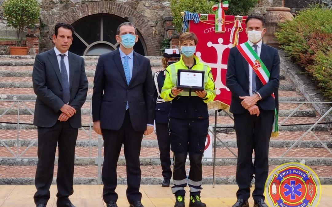 Pisa e Vecchiano ringraziano la Protezione Civile